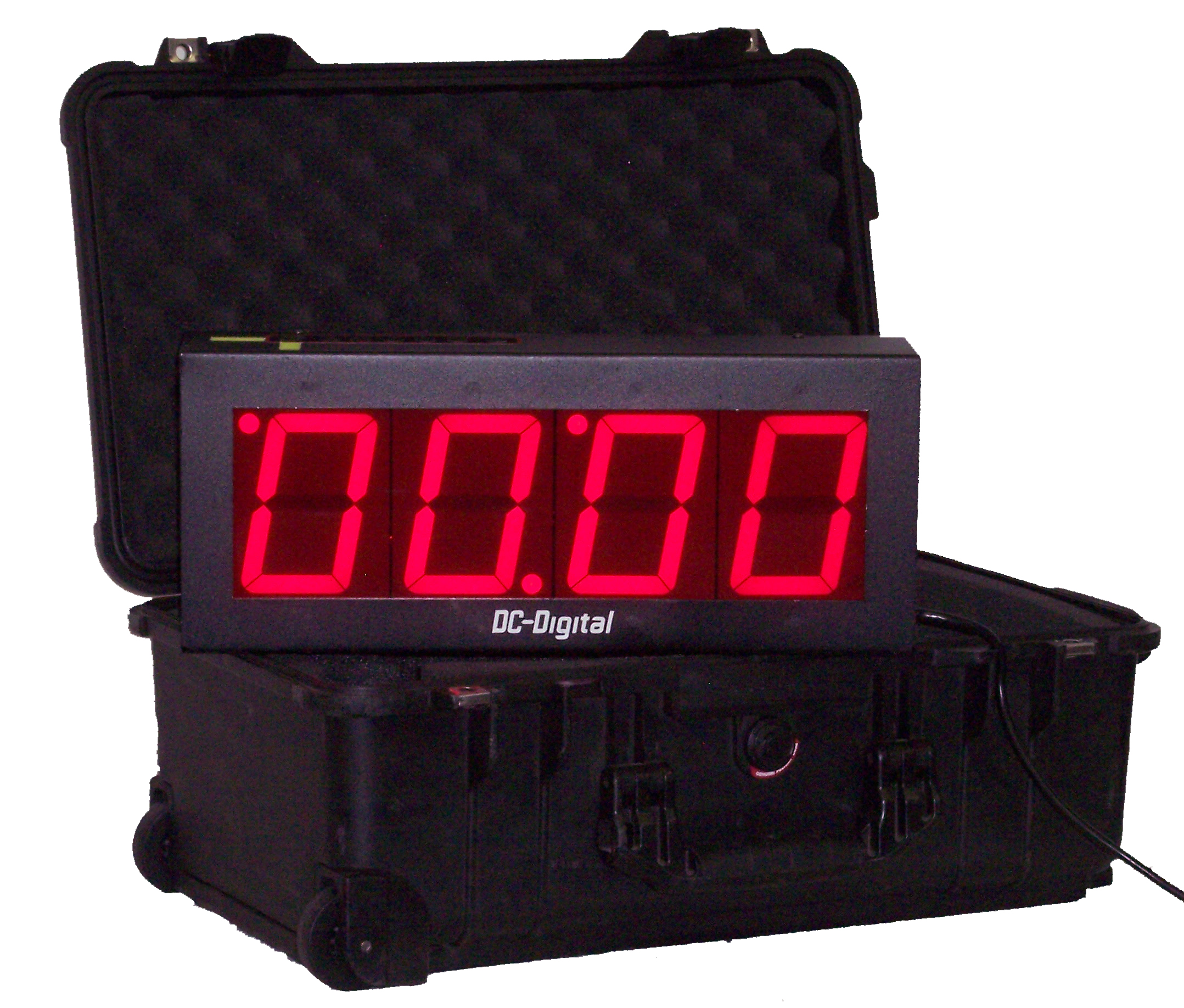Stage Timer for Foreigner