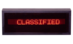 Dc Digital Static Electronic Led Message Boards Static