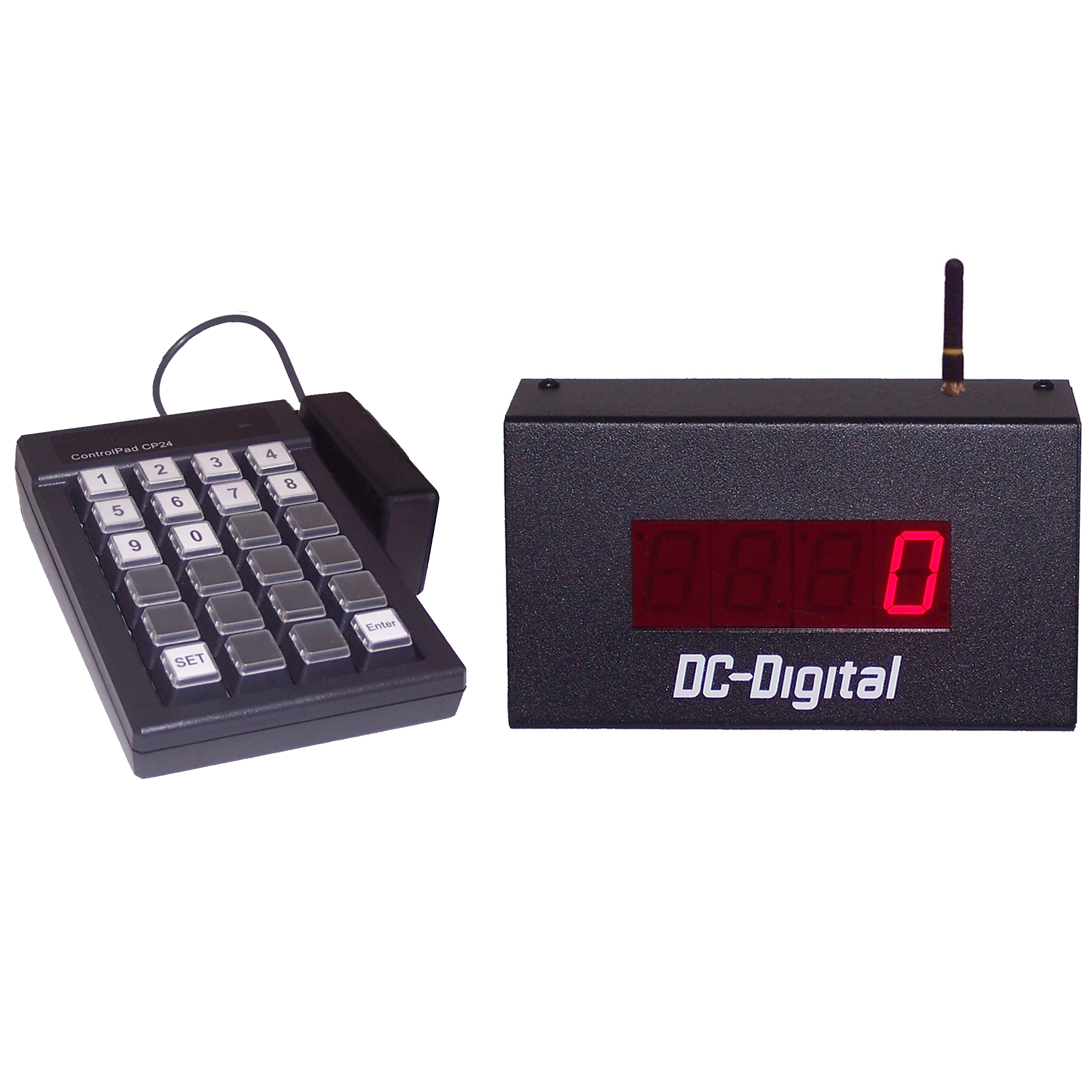 DC-10-Static-Key-W-Wireless-Keypad-Controlled-Static-Number-Display-1-Inch-Digits