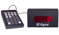 DC-10-Static-Keypad-wired-Static-Number-Display-1-Inch-Digits