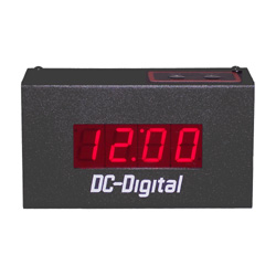 1 Inch LED Digital Clock