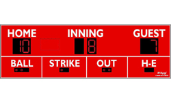 DC-150-16X5-Baseball-Softball-LED-Scoreboard-Ball-Stirke-Out-Hit-Error
