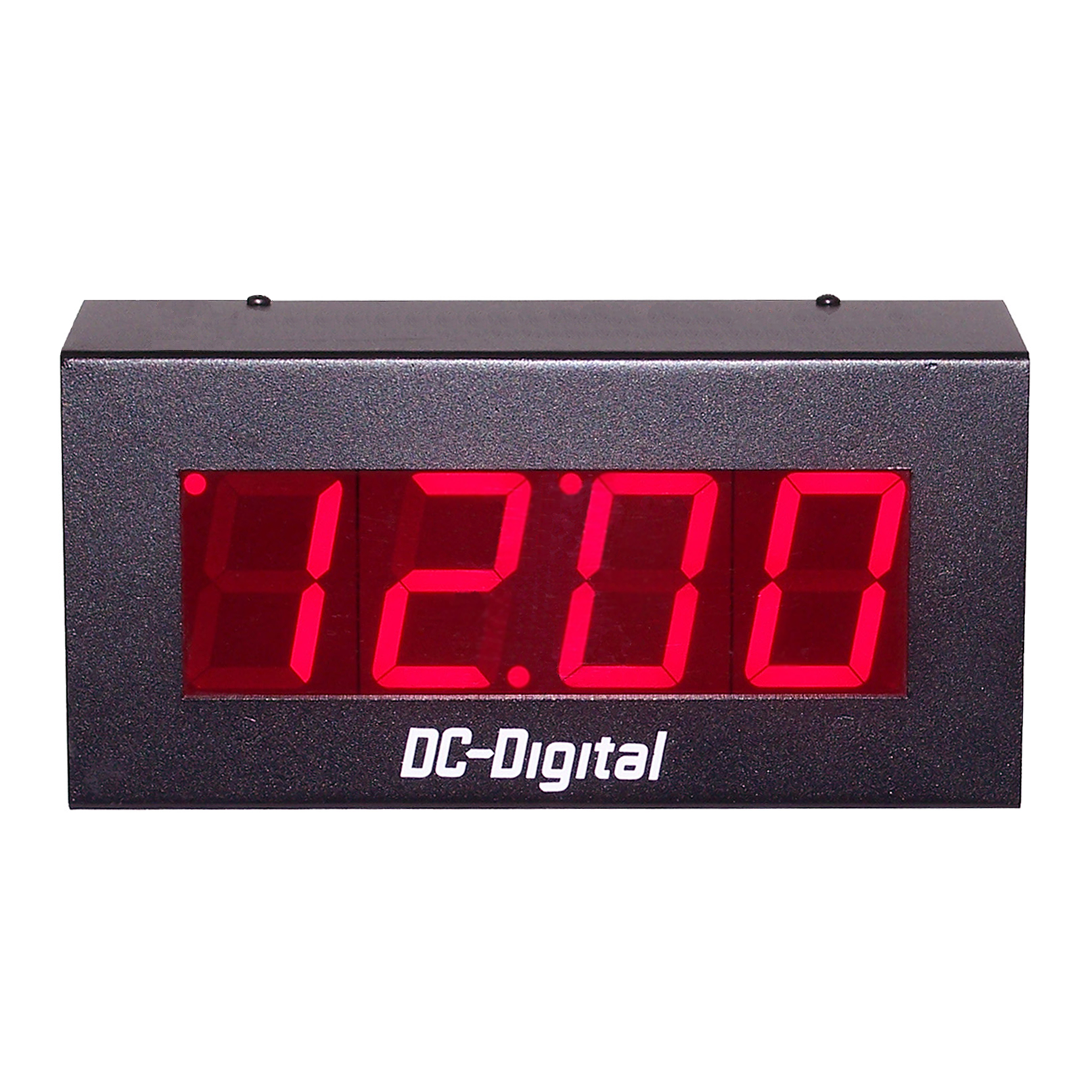 (DC-25A-System) Simplex 59Th Minute Sync  System, Digital Clock, 2 3 Inch  Digits, 24VAC