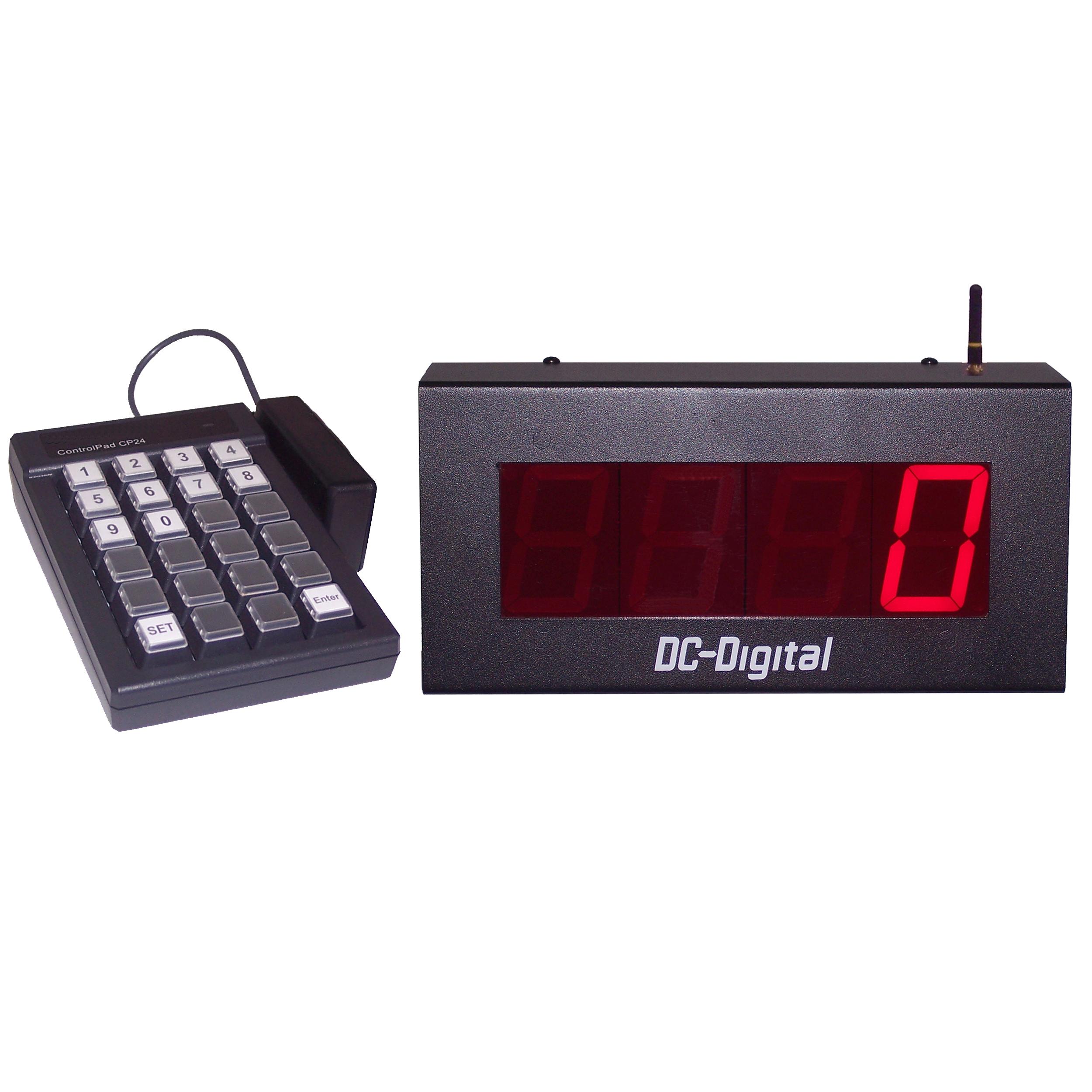 DC-25-Static-Key-W-Wireless-Keypad-Controlled-Number-Display-2.3-Inch-Digit