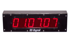 DC-256N-LED-Digital-Network-Clock-Stainless-316L-IP-66
