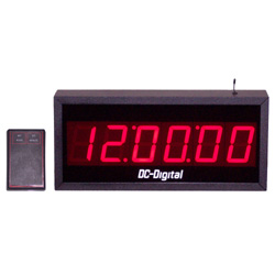 DC-256S-W-2.3-Inch-Clock-RF-Wireless-Remote