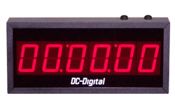 DC-256T-UP-Push-Button-Controlled-Count-Up-Tmer-2.3-Inch-Digits