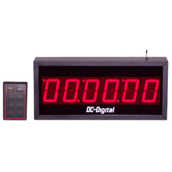 DC-256T-UP-W-2.3-Inch-Count-Up-Timer-RF-Wireless-Remote