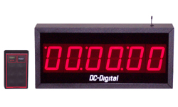 DC-256T-UP-W-RF-Wireless-Remote-Count-Up-Timer-2.3-Inch-Digits