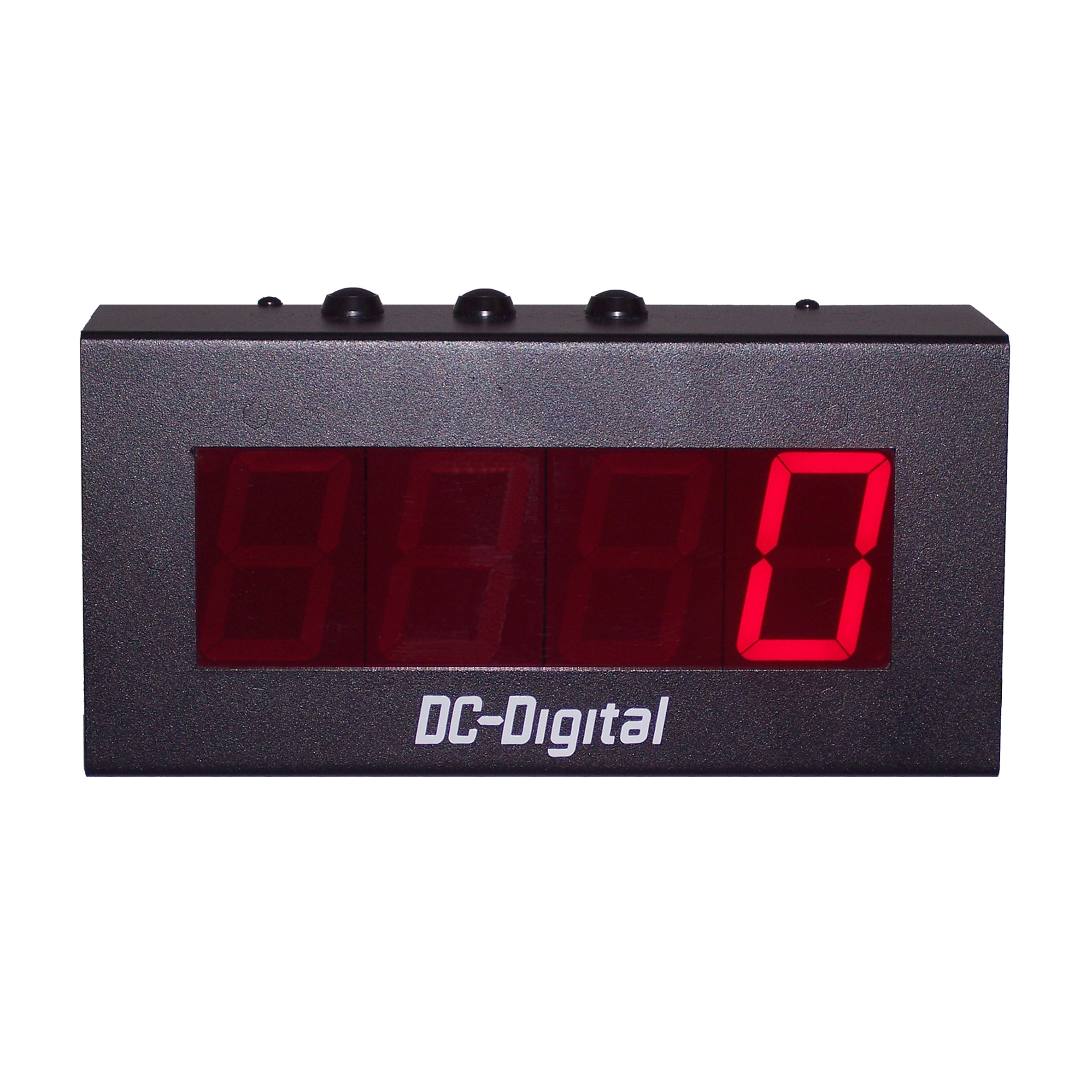 2 Input Counter : Dc c push button controlled digital counter inch