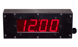DC-25S-LED-Digital-Clock-Stainless-316L-IP-66