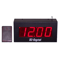 DC-25S-W-2.3-Inch-Clock-RF-Wireless-Remote