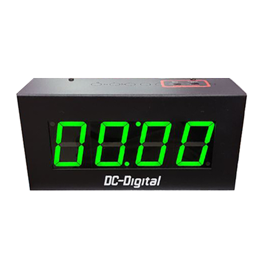 DC-25T-UP-GRN-Push-Button-Controlled -Count-Up-Timer-2.3-Inch-Green-Digits