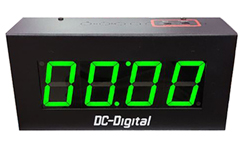 DC-25T-UP-GRN-Push-Button-Count-Up-Timer-2.3-Inch-Green-Digit-PP