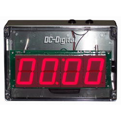 DC-25T-UP-Nema Digital Count Up Timer in a Nema 4X enclosure front 2.jpg