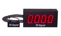 DC-25T-UP-Plug-N-Play-Wired-Remote-Count-Up-Timer-2.3-Inch