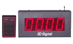DC-25T-UP-W-RF-Wireless-Remote-Control-Count-Up-Timer-2.3-Inch-Digits