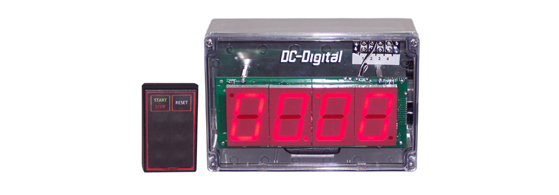 DC-25T-Up-W-Nema-Wireless-Count-Up-Timer-2.3-Inch-Digits-HP