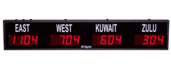 DC-25TZ-4-Digital-LED-Time-Zone-Clock-2.3-inch-Display-2