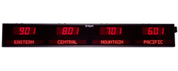 DC-25TZ-4-Time-Zone-Clock-Electronic-Changable-Captions-2.3-Inch-Digits-2