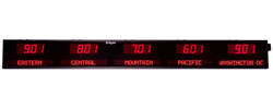 DC-25TZ-5-Time-Zone-Clock-Electronic-Changable-Captions-2.3-Inch-Digits-2