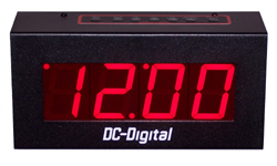 DC-25UT-Push-Button-Controlled-Countdown-Count-Up-Timer-Clock-2.3-Inch-Digits