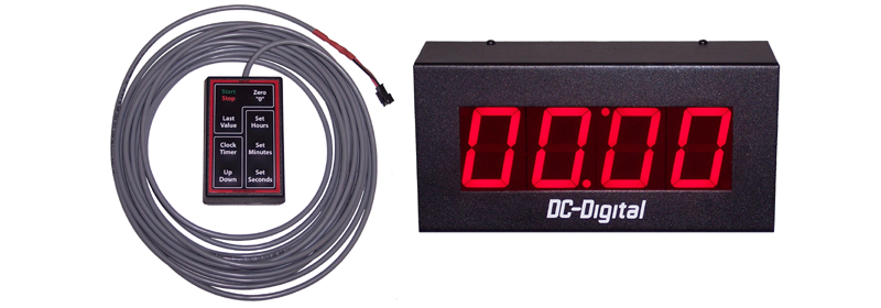 DC-25UTW-WR-Wired-Remote-LED-Digital-Multipurpose-Timer-Clock-2.3-Inch-LP