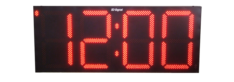 DC-300-30-Inch-Digit-Network-GPS-Atomic-Clock-HP