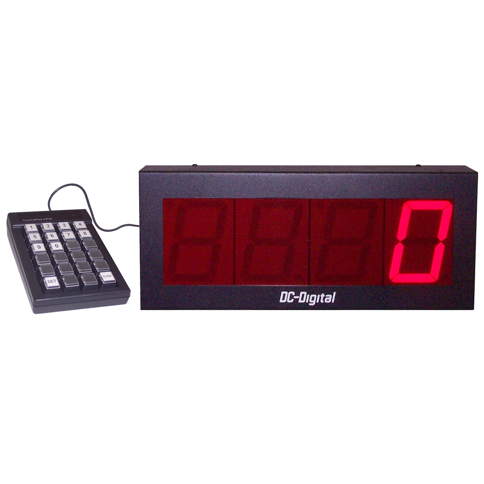 DC-40-Static-Key-Keypad-Controlled-Static-Number-Display-4-inch-Digits