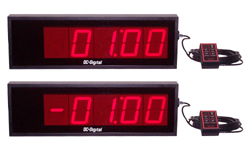 DC-405T-DN-NEG-WR-Wired-Remote-Digital-Countdown-Count-Up-Timer-Dual-Pic