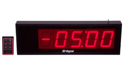 DC-405T-DN-W-NEG-Digital-Countdown-Timer-4.0-inch-digits-RF-wireless-remote