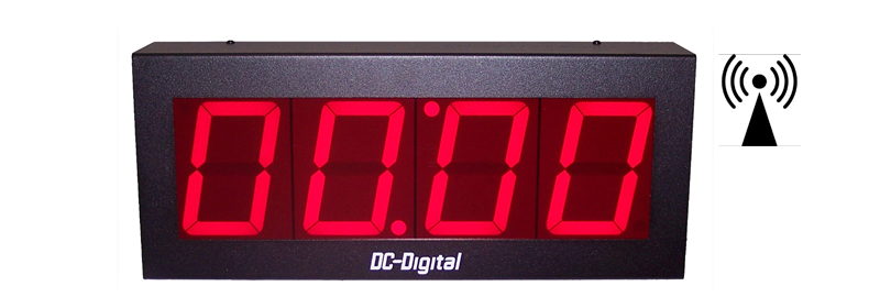 DC-40N-Network-Static-Number-Display-Wireless-4-Inch-Digits-HP