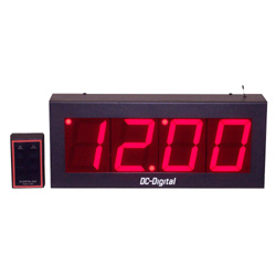 DC-40S-W-Wireless-Controlled-Digital-Clock-4-Inch-Digits-2