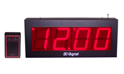 DC-40S-W-Wireless-Controlled-Digital-Clock