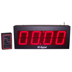 4 Inch CountDown Timer and Wireless Remote Controls