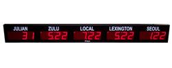 DC-40TZ-4-JULIAN-Time-Zone-Clock-with-Julian-Days-4-inch-Digits