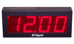 DC-40UT-Push-Button-Controlled-Countdown-Count-Up-Timer-Clock-4-Inch-Digits-2