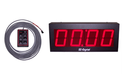 DC-40UTW-WR-Wired-Remote-Controlled-Multipurpose-Timer-Clock-4-Inch