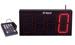 DC-60-Static-Key-W-Wireless-Keypad-Controlled-Number-Display-6-Inch-Digits
