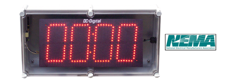 DC-60-W-SYSTEM-NEMA-4X-Time-of-Day-Clock-HP-Sym