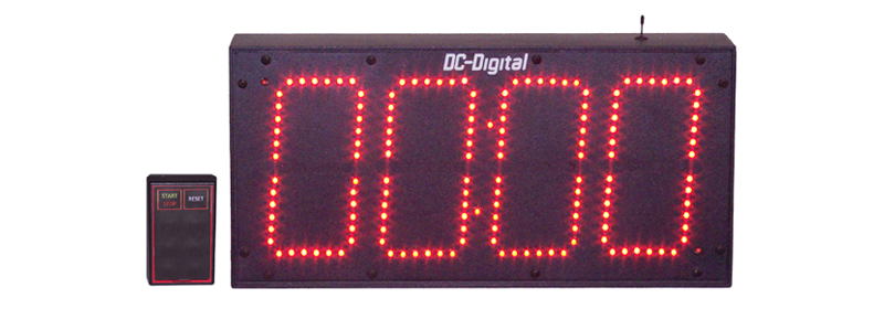 DC-60T-UP-W-Count-Up-Timer-6-Inch-Digit-RF-Wireless-Remote-HP