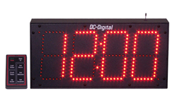 DC-60UTW-IN-6-Inch-Digit-RF-Wireless-Countdown-Count-Up-Timer-Clock