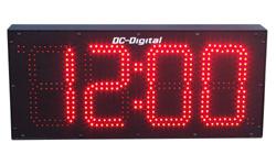 DC-80-2W-System-2-Wire-Sync-Clock-8-Inch-Digit