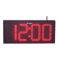 DC-80-W-System-In-8-inch-digit-wireless-system-clock