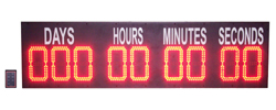 DC-809T-DN-W-RF-Wireless-Remote-8-Inch-Digit-Countdown-Days-hours-minutes-seconds
