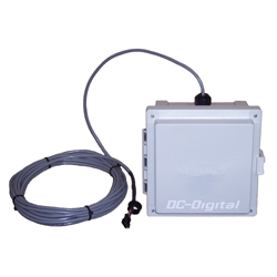 (DC-BCD-REMOTE-NEMA) Remotely Sets DC-Digital Timers, Counters and Displays to any 4 Digit Value (Wired) NEMA 4X Enclosed