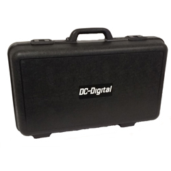 (DC-CC) Hard Carrying Case for DC-Digital Clocks up to DC-80's