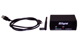 (DC-MT-USB-W) USB to Wireless Data Master Transmitter, Duplex
