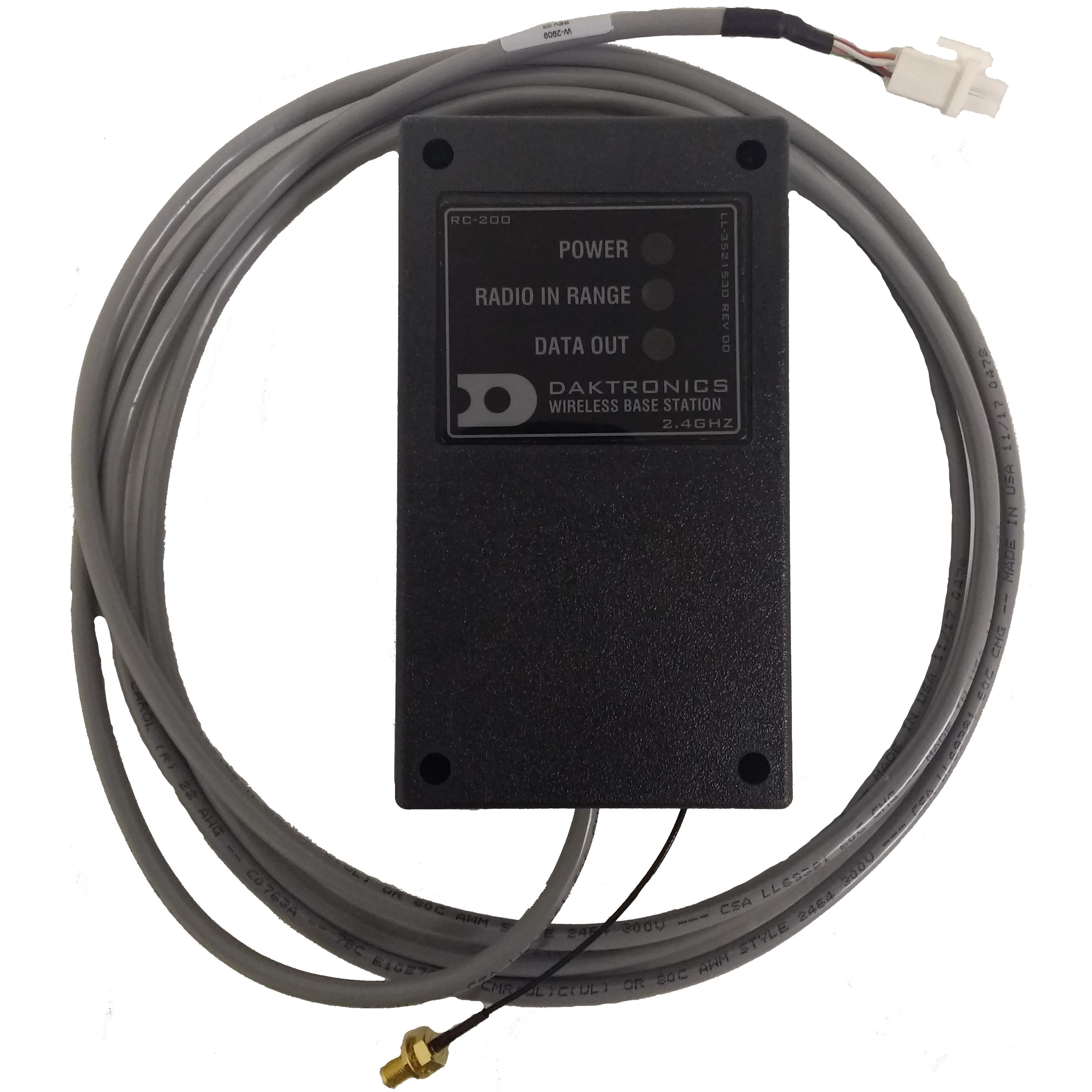 Daktronics-0A-1110-0065-RC-200-Base-Station-Receiver