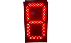Daktronics-0A-1192-2231-24-Inch-Red-Digit